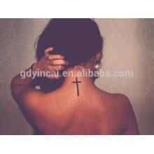 Tatouage simple de corps de transfert imperméable unique conçoit l'autocollant de tatouage de haute qualité