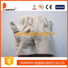 Белая перламутровая и перламутровая перчатка Dcd130