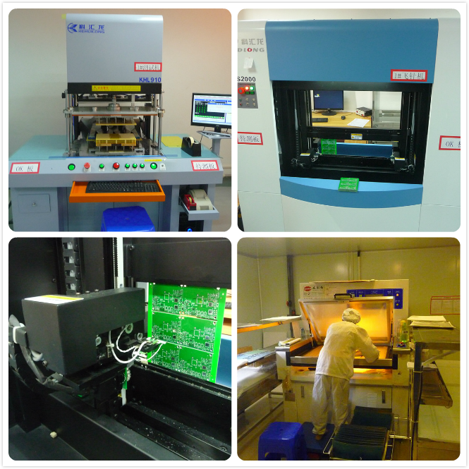 Rigid Flexible Printed Circuit Board manufacturing