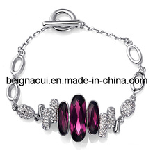 Sw Elements Crystal Rose Color Bracelet Vners