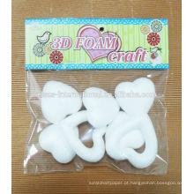 festa decoração de natal suprimentos atacadista Fornecedores Atacado de isopor / Heart-shaped Styrofoam Preços