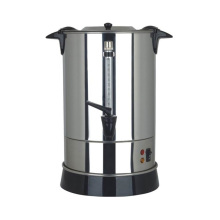 stainless steel commercial water boiler urn