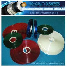 Ruban isolant film pour animaux pour câble et emballage et impression