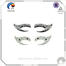 OEM high standard eyeshadow tattoo sticker for woman makeup,waterproof,long-lasting,custom tattoo designs