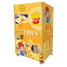 Máquina expendedora de papas fritas