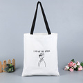 Leinwand Tote Freizeit Shopping Fashion Bag
