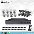 16CH 2.0MP Home Security DVR-System-Kits