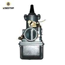 Sistema de motor de moto chinês JAWAs 350 carburador