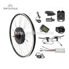 China supplier 700C wheel cheap price hub motor diy electric bike kit