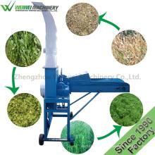 Xingyang weiwei feed processing straw hay chaff cutter machine