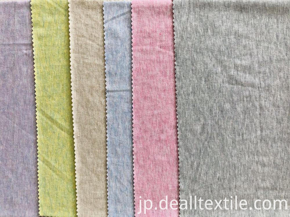 Unique raw material Single Jersey