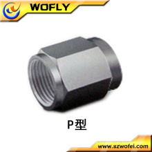 Produto de aço inoxidável tubo macho 1/2 npt