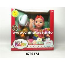 """Boneca de bebê macia de 14 """"com 4 IC (8797174)"""