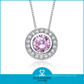 Newest Fashion 925 Silver Pendant in Valentine′s Day (N-0086)