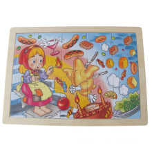 Educational Wooden Puzzle Learning Toy (34765)