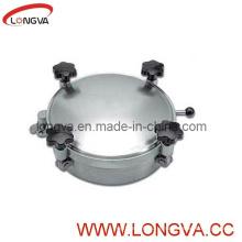 Гигиеническая крышка люка резервуара из нержавеющей стали