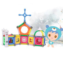 New product magnetic balls sticks magnetic block set toy