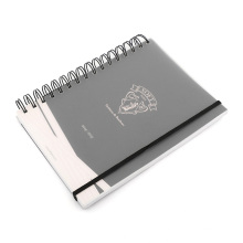 Manufacturer Custom planner printing daily planner spiral diary notebook journal