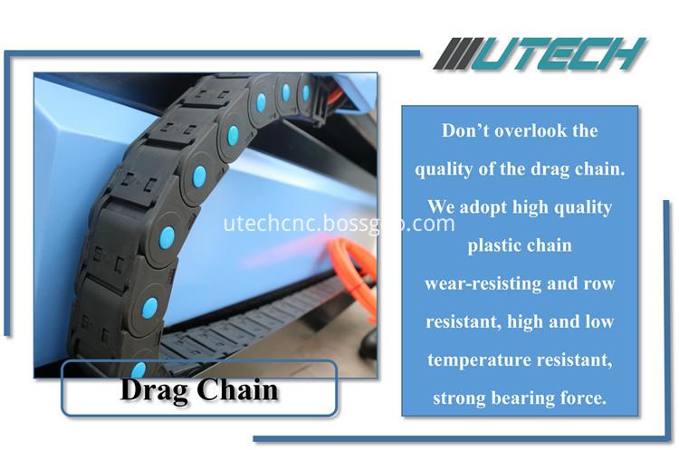 2 Drag Chain 750
