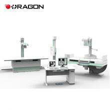 CER-ISO bescheinigte medizinische Diagnoseausrüstung 100ma Röntgenmaschine
