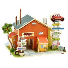 Brinquedos de brinquedos de madeira para casas globais-American Motor Inns