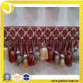 Decorative Tassel Curtain Fringe/Trim