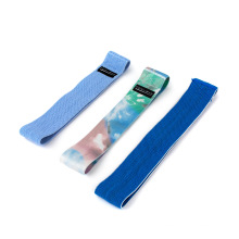 Factory 1.5 Inches Jacquard Elastic Band Woven Elastic Stretch Belt/Webbing with Fitness Yoga Webbing
