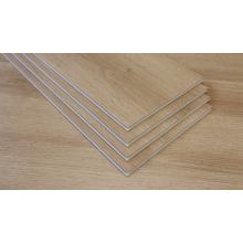 Pisos de vinilo SPC entrelazados de lujo de madera