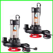 Submersible Sewage Cutter Pump with High Head