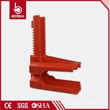 Китай Лучший производитель Boshi PP, прямой оптовой безопасности и безопасности Регулируемое устройство блокировки шарового крана BD-F02