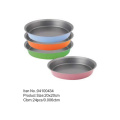 D20cm colorful coating round cake pan