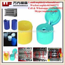 Moldeo por inyección plástico de alta calidad de Zhejiang Taizhou para la tapa de la botella del tirón / moldeo por inyección plástico para el casquillo del agua mineral