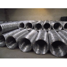 Oval Wire Galvanized for Horse Fencing
