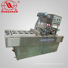Automatic Liquid Filling Tray Sealer Jelly Cup Filling Machine