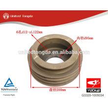 YUCHAI YC6G зажимное кольцо шкива коленчатого вала G3320-1005034A