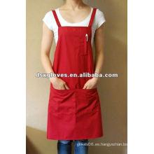 Vestido promocional del uniforme del camarero