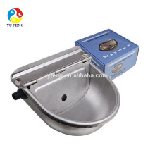 Automatic dog water dog feeder trough stainless steel bowl auto fill-for dog sheep chicken co