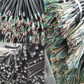NEMA 5-15P ac power cable with 5 Amp Fuse Plug
