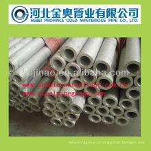 AISI 4130 AISI 4140 liga de aço sem costura