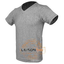 Cut Resistant Iso En Standard Commando Uniforms Self-defense Tactical T-shirt, Security T-shirt Anti-static
