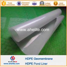 ASTM D Padrão LLDPE HDPE PVC EVA LDPE Liners