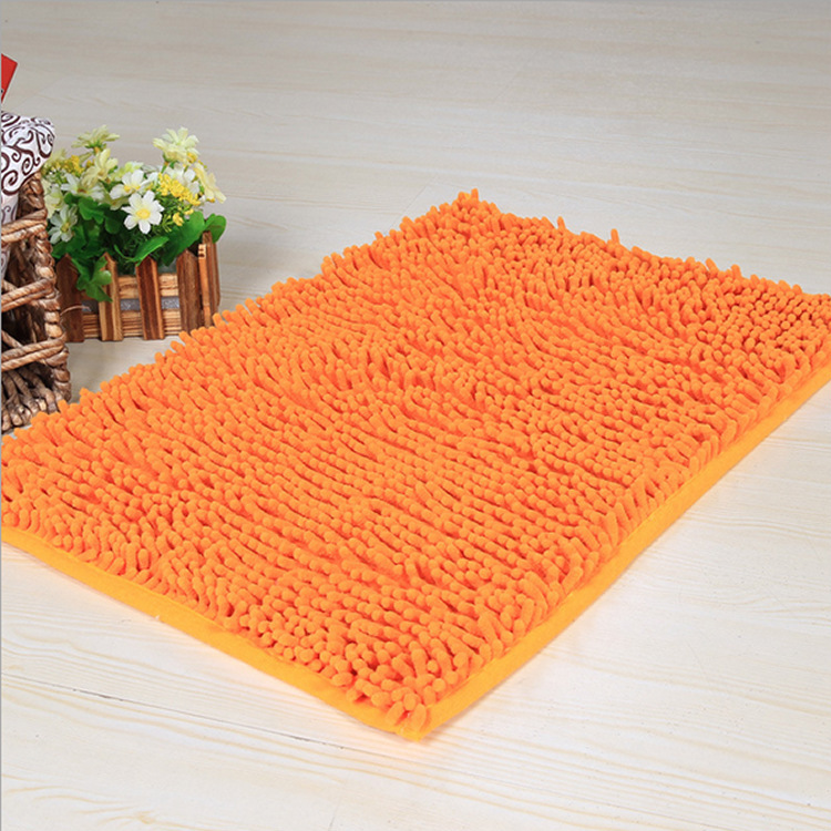 Fluffy Tub Mat