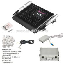 Biomaser Digital máquina de maquiagem permanente cosméticos tatuagem, semi permanente maquiagem máquina kit micropigmentação