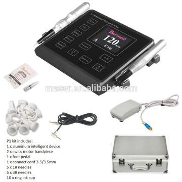 Biomaser Hochwertige Augenbraue Tattoo Maschine Digital Permanent Make-up Maschine Kit