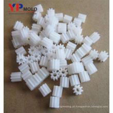 Molde plástico pequeno personalizado das engrenagens da elevada precisão para o projeto da venda / modelagem por injecção