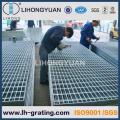 FEUERVERZINKTEN verzinkten Stahl Gitter für Stahlkonstruktion-Plattform