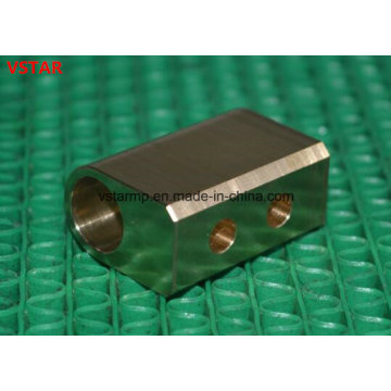 Messing Präzisions-Hardware Zubehör CNC-Bearbeitung Teile