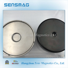 Powerful Magnetic Assembly Ferrite Magnet with New Design Rb-80
