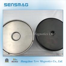 Мощный магнитный ферритовый магнит с новым дизайном Rb-80