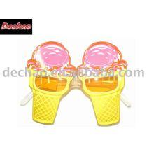 очки партия пляж мороженое